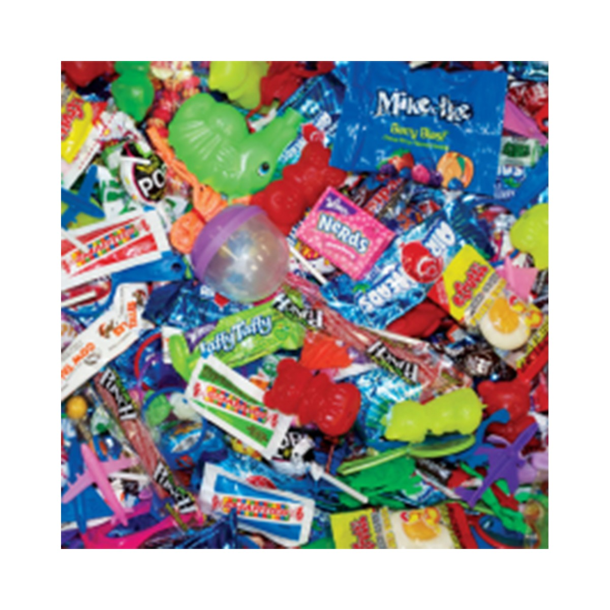 Candy & Toy Prizes