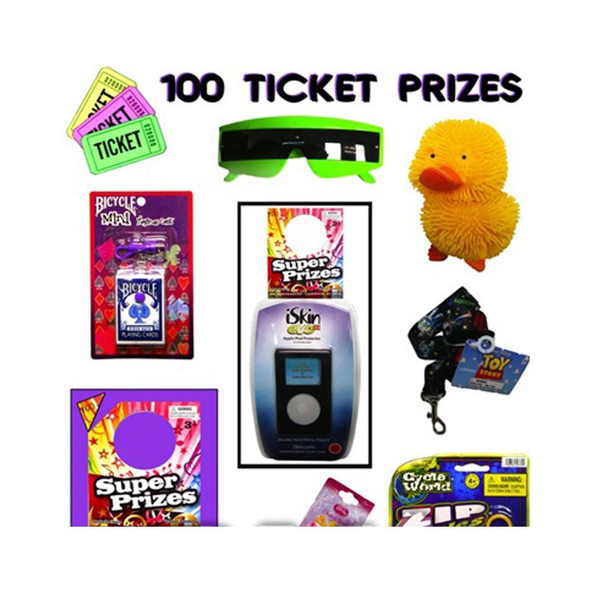 Ticket to Prize