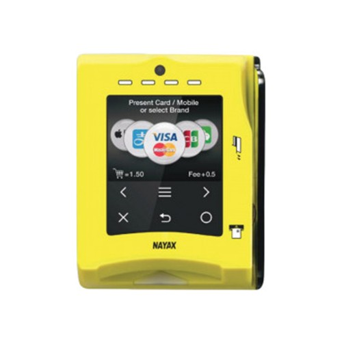 Nayax VPOS Touch All-in-One Card Readers & Telemtric Terminal